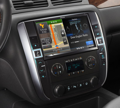 Car Audio Navigation